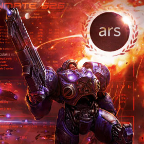 A decade to separate us: Ars reviews StarCraft 2