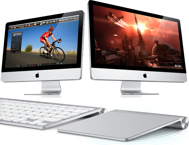 iMacs with i7, SSD, and Magic Trackpad make their debut
