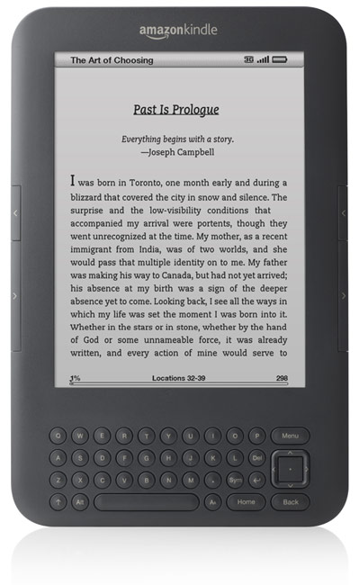 Amazon rolls out smaller, lighter, WiFi-only Kindle for $139
