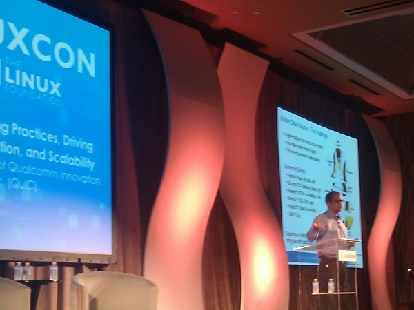 Qualcomm joins the Linux Foundation, gets seat on board