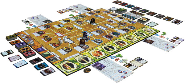 700 pieces, 5 hours, 1 Elder God: Hands-on with Arkham Horror
