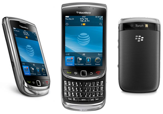 Catching up: RIM launches BlackBerry Torch, touch-based OS 6