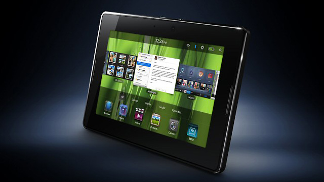 RIM partners with Sprint for 4G PlayBook tablet
