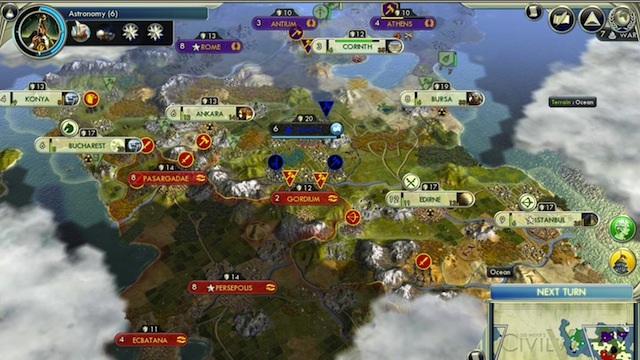Statecraft as entertainment: Ars reviews Civilization V