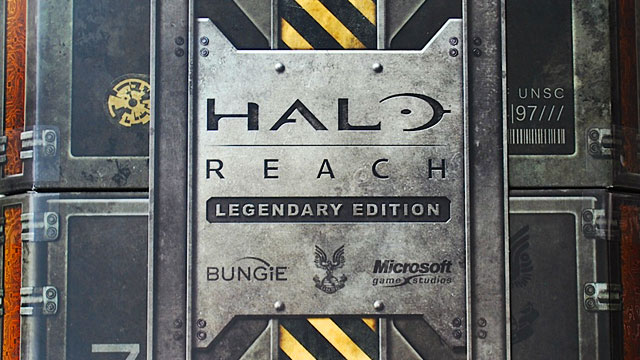 The Halo: Reach Legendary Edition is here, in photos | Ars Technica
