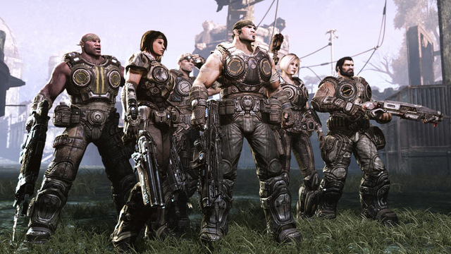 Gears of War 3 getting multiplayer beta, dedicated servers