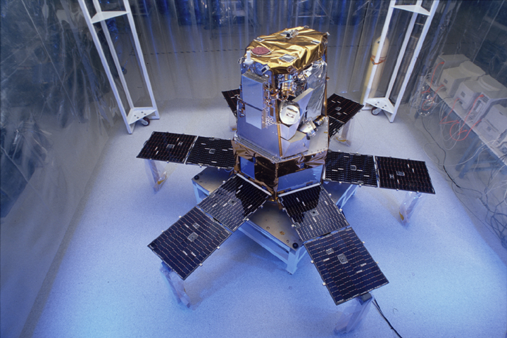 Solar Radiation and Climate Experiment (SORCE) Satellite