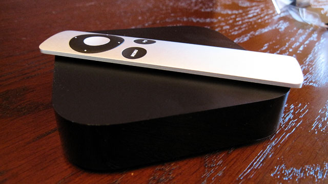 Second-gen Apple TV sales to top one million this week