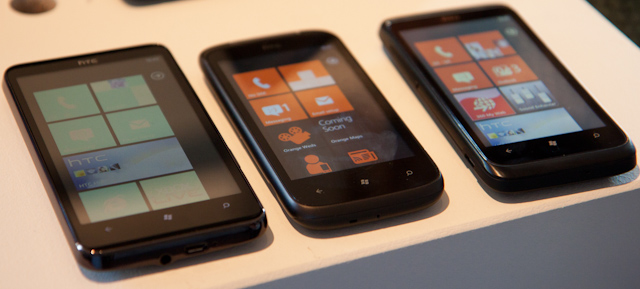 Windows Phone 7 London: a few first impressions