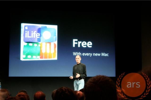 Apple announces iLife '11, FaceTime for Mac