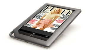 Nook Color features LCD display, shorter battery life at $249