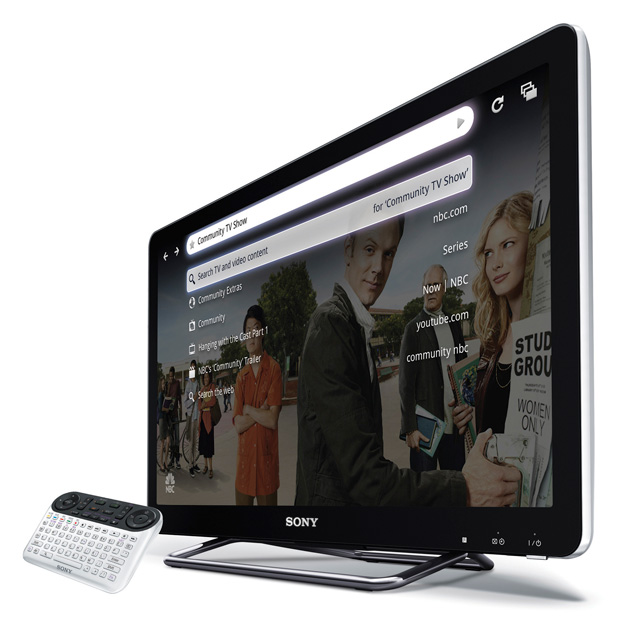sony internet tv. sony will have five google tv compatible products shipping next week, \u2026 internet tv i