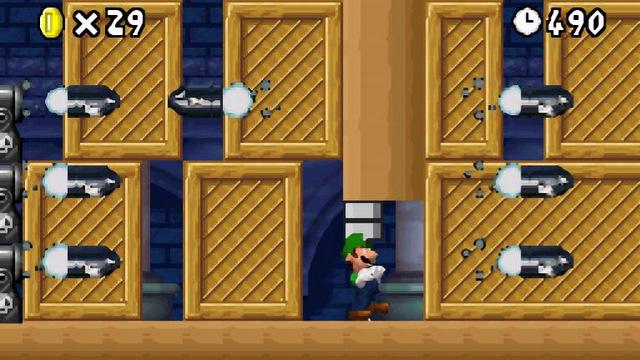 mario builder game flash