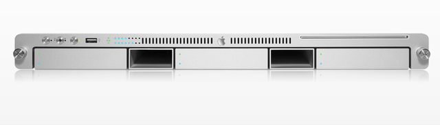 Apple sending Xserve to giant server farm in the sky