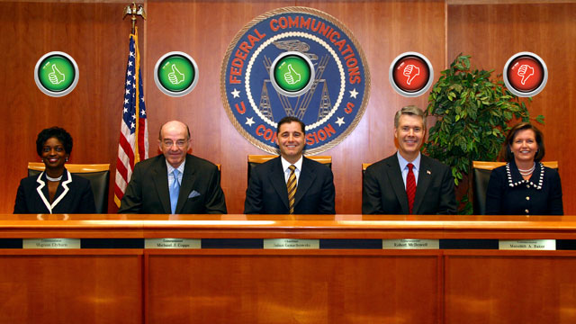 Your FCC circa 2010 (at least one familiar face).