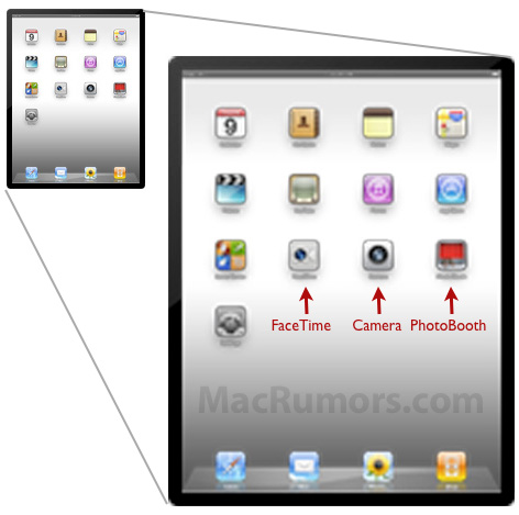Second iOS 4.3 beta picked apart for clues about upcoming iPad 2