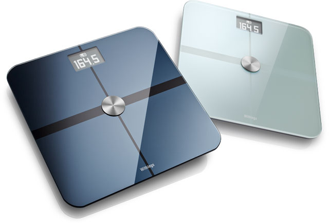 Withings WiFi body scale review: weight data and cool graphs