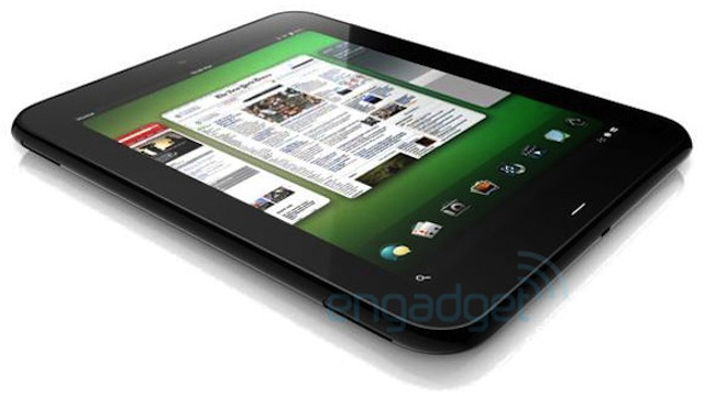 More HP webOS tablet details leak, with images