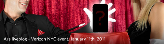 Liveblog of Verizon's special event: CDMA iPhone ahoy!