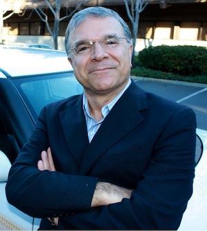 Telemetria CEO Kaveh Hushyar