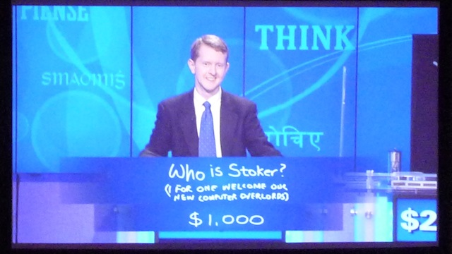 a bug in watsons front end let ken jennings score the first round daily double