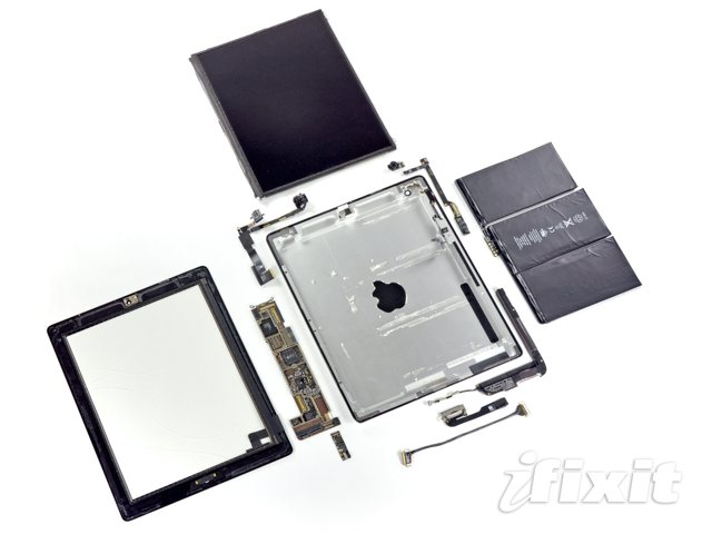 iPad 2 and Smart Cover teardown: my god, it's full of magnets