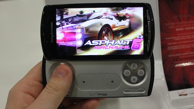 Hands on: Xperia Play is solid hardware seeking better software