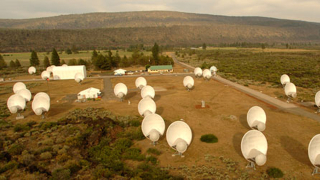We're sorry, but SETI can't take your call right now