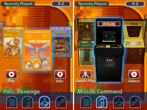 100 classic Atari games for iOS out now, iCade cabinet coming in June