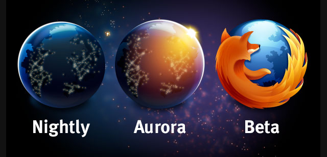 Ride the Firefox development wave with Aurora pre-release builds