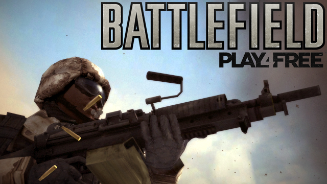 Battlefield Play4Free: more like Battlefield Cash4EA