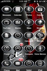 Toyota pulls Scion tC jailbreak theme at Apple's behest