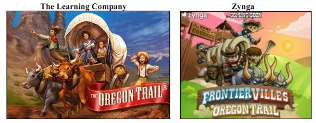 You have died from dysentery: Zynga sued over Oregon Trail