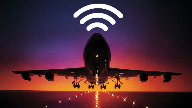 In-flight Internet: the view from 35,000 feet and three years