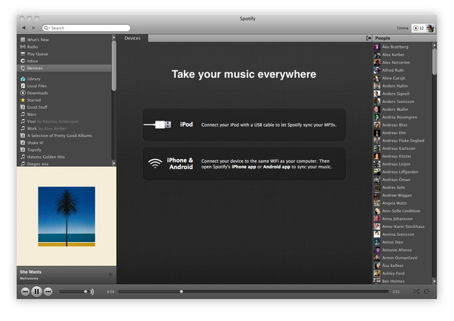 Look out Apple: Spotify is coming after iTunes users