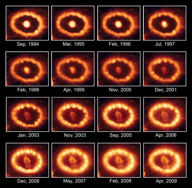 Strangely behaving supernovae leave physicists bemused