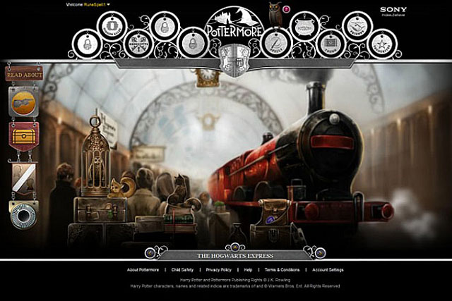J.K. Rowling's Pottermore reveal: Harry Potter e-books and more