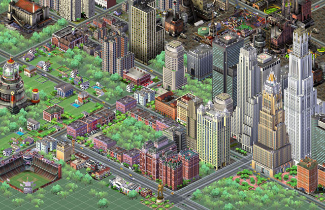From SimCity to Real Girlfriend: 20 years of sim games