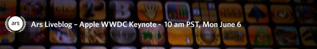 Liveblog: WWDC 2011 keynote on June 6