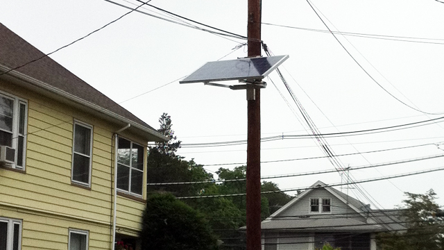 Distributed solar power, New Jersey style.