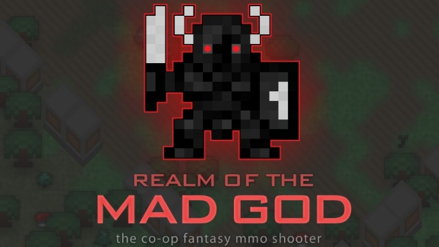 Free-to-play MMO Realm of the Mad God a maddening, retro take on