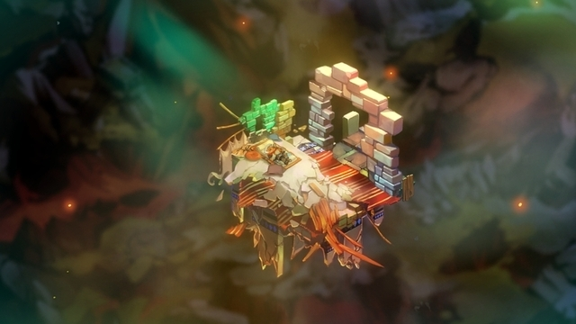 A witness to the fall: Ars reviews Bastion on the XBLA