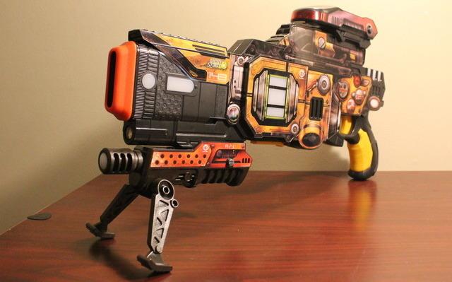 Lawn warfare: Light Strike brings laser tag back home