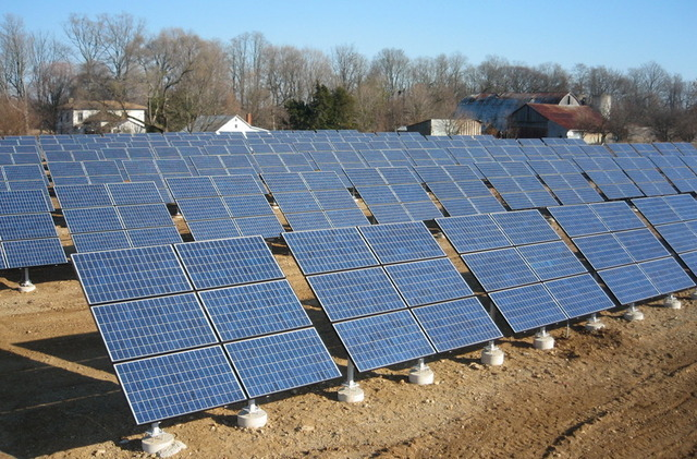 ... one undergrad built the largest solar farm in Michigan | Ars Technica