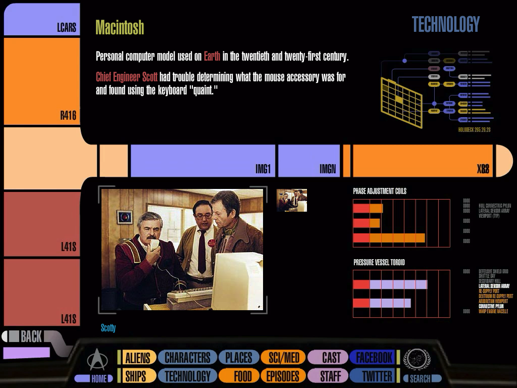 Make it so: hands-on with the official Star Trek iPad app