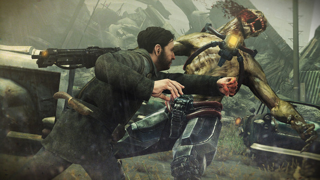 Resistance 3's world may be hopeless, but it sure is fun