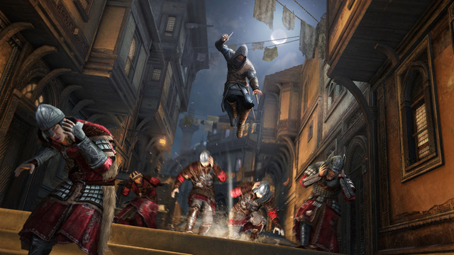 When in doubt, use a bomb: Assassin's Creed Revelations first look
