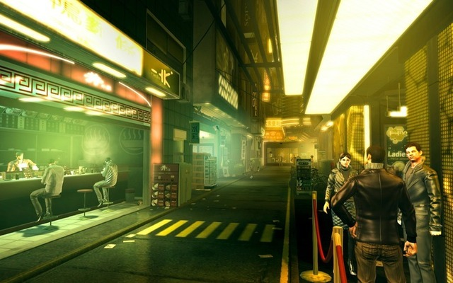 Deus Ex: Human Revolution on PC: hands-on with the best version of the game