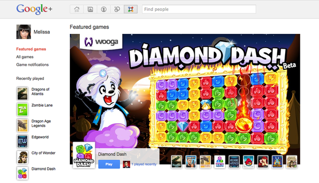 Google+ gets games, but game-haters don't have to see them