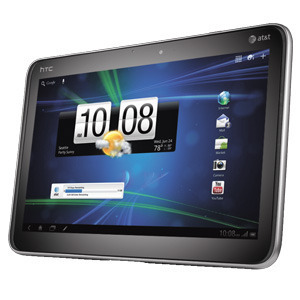 Android 3.1 tablet, $700 HTC Jetstream, comes to AT&T next week